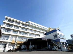 山海温泉 湯元グランドホテル山海館の写真