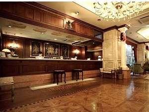 広島グランドインテリジェントホテル:ロビー・フロント