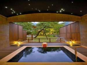 水上温泉 源泉湯の宿 松乃井:■星空の湯■天然温泉100%貸切露天風呂