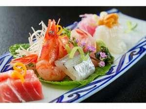 法師:日本海の恵みを