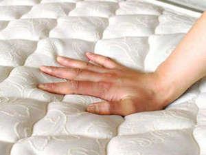 ☆こだわりのマットレス。すべての方に理想的で快適な寝姿勢を提供いたします。