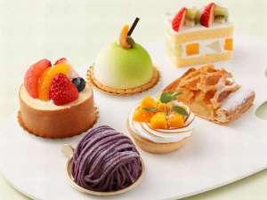 鎌倉プリンスホテル:!ラウンジおすすめケーキ♪2017年4月29日~2017年6月27日まで。※イメージです(売切れ次第終了)