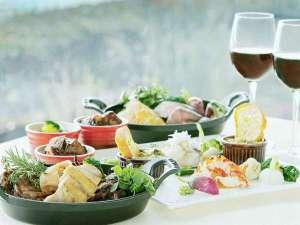 鎌倉プリンスホテル:!レストラン ル・トリアノン『選べる初夏のランチプレート』※イメージ