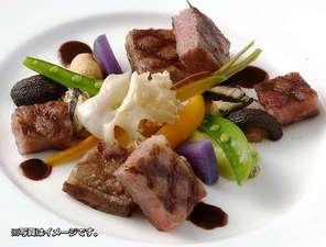 !レストラン ル・トリアノンにて『葉山牛コース』をご用意♪