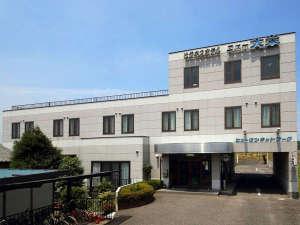 ビジネスホテル ニュー大栄 外観