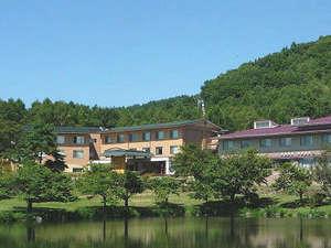 ホテル八峯苑 鹿の湯 外観