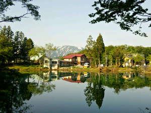 湖畔の宿 月山志津温泉 清水屋旅館の写真