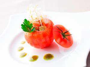 Sea Shell:夕食の一例