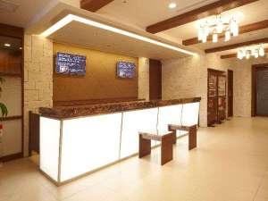 安芸の湯 ドーミーイン広島:◆フロント