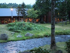 奥屈斜路温泉 ランプの宿 森つべつの写真