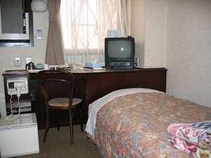 ビジネスホテル寿々屋:シングルルーム