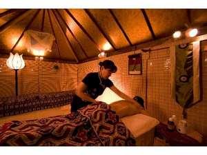 大丸別荘:アジアンリゾートスパ「月の庭」≪詳細は「風呂・その他施設」ページをご覧ください≫