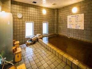 スーパーホテルJR新大阪東口:天然温泉天下取りの湯(男女入れ替え制)