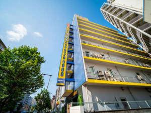 スーパーホテルJR新大阪東口 天然温泉 天下取りの湯の写真