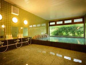 つなぎ温泉 癒しの宿 ロデム:*【温泉】広々とした大浴場で癒しの時間をお過ごしください。