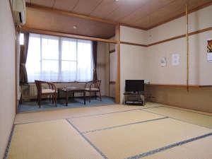 *【部屋/和室8畳】お1人様やご夫婦にぴったりのお部屋です。様々な目的に合わせてご宿泊いただけます。