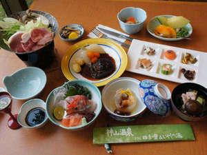 神山温泉 ホテル四季の里&いやしの湯