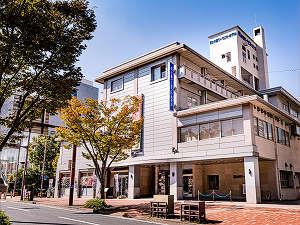 小倉リーセントホテル 外観