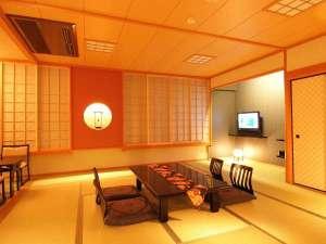 松井別館 花かんざし(旧ホテル松井):女将デザインの客室は、和モダンで、可愛らしい装飾があちこちに・・特に女性に人気です。