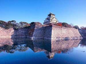 ホテル京阪 京橋 グランデ:【大阪城公園】ホテルから徒歩約15分