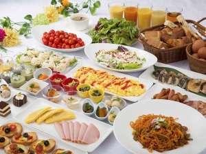 ホテル京阪 京橋 グランデ:【朝食】洋食派も和食派も大満足!スイーツまで種類豊富な朝食バイキング♪