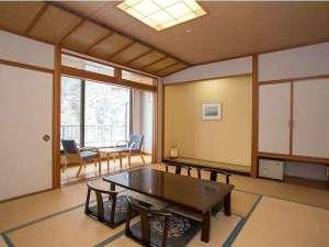 塩原温泉 ホテルニューもみぢ:和室の一例