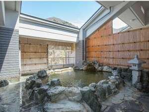 塩原温泉 ホテルニューもみぢ:箒川を望む絶景の露天風呂