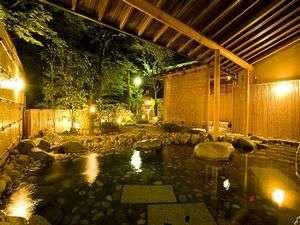 ホテルマイユクール祥月:夜の美楽の湯