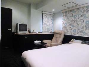 City Hotel N.U.T.S:デザイナーズホテルの雰囲気 客室