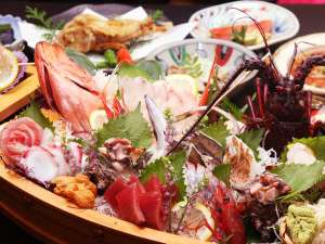 地魚料理の温泉宿 やどかり