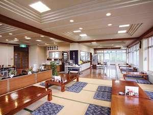八幡平市自然休養村 なかやま荘:*お食事処/畳でゆっくりお食事が出来るスペース。