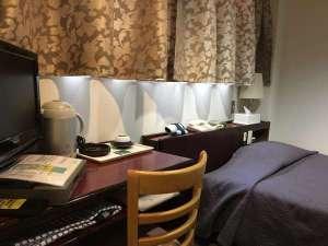 グリンヒルホテル:ダブルベットルーム