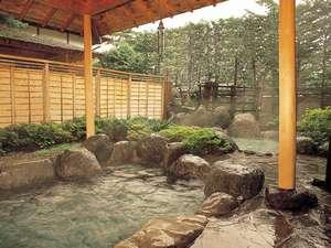 立山プリンスホテル:立ち昇る湯気が温泉を感じさせます