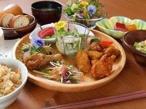 ホテルリッチ&ガーデン酒田:●カラダに優しい朝ごはん●シェフが栄養バランスやカロリーを考えたメニュー作りで旅の食事をサポート!