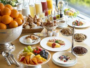 ANAクラウンプラザホテルグランコート名古屋:朝食ブッフェイメージ(洋食)
