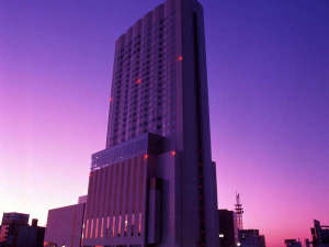 ANAクラウンプラザホテルグランコート名古屋 外観