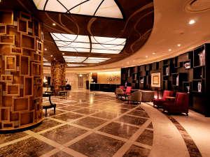 ANAクラウンプラザホテルグランコート名古屋:●1Fロビー