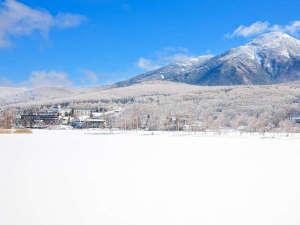 温泉&70種類バイキング 白樺湖 白樺リゾート 池の平ホテルの写真