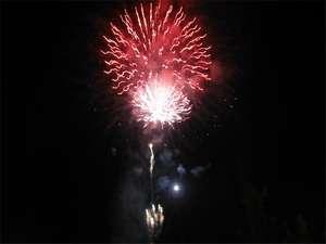 8月1日におごと温泉花火大会がございます。当館からも良く見えます。
