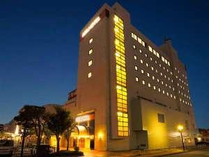 アパホテル〈山形鶴岡駅前〉の写真