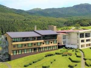 黒川温泉 瀬の本高原ホテル