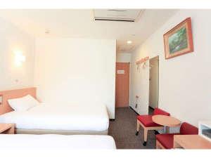 スマイルホテル函館:ツインルーム