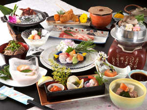 【薫の料理】リーズナブルな会席料理