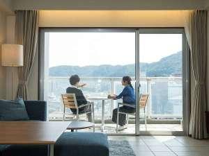 函館の街中でリゾートステイ。