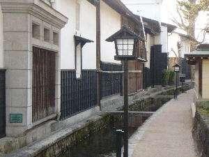 飛騨古川スペランツァホテル:飛騨古川の観光スポットといえばやっぱり瀬戸川と白壁土蔵