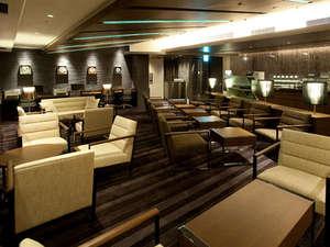 ホテルグランヴィア大阪:ホテルグランヴィア大阪 最上階(27階)の高品質客室階「グランヴィアフロア」専用ラウンジ