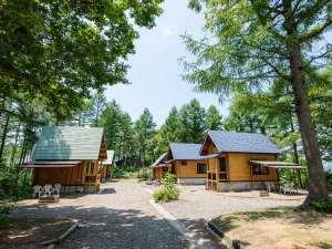 斑尾高原 どんぐり村の写真