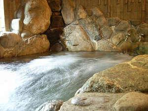 ジェット岩風呂