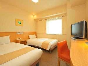 チサンホテル浜松町:ツインルーム