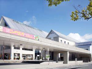 吉備高原リゾートホテル 外観